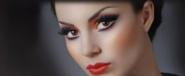 makeup - hairwaybysandra